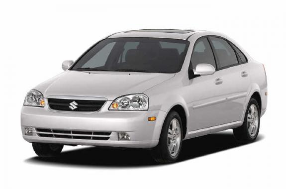 Suzuki Forenza repair manual 2006 2007 2008