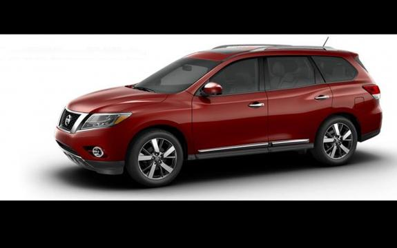Nissan Pathfinder 2013 Service Repair Manual