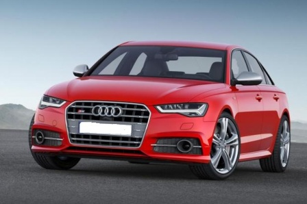 Audi a6 2013 2014 2015 service repair manual fandeluxe Choice Image